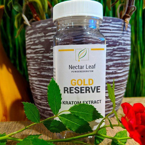 Gold Reserve Bottle