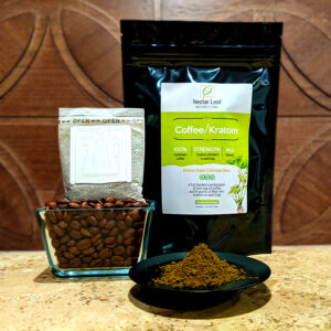 Coffee and Kratom Blends